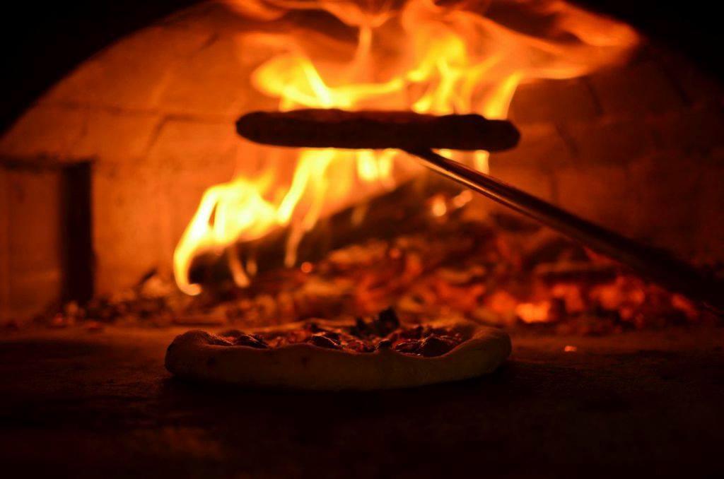 Pizzeteria Brunetti - Oven