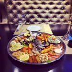 Restaurant La Rocca - Plate of frutti di mare