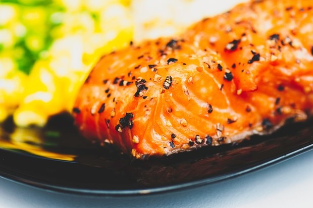 grilled salmon - foodworldblog