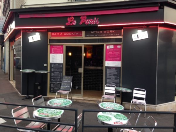 Le Paris - foodworldblog