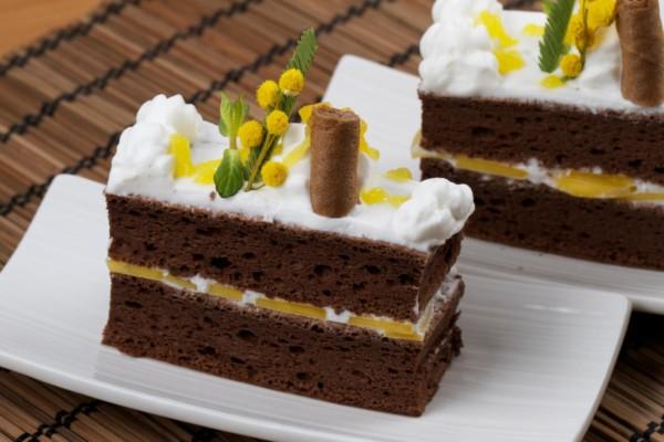 Mini Schiffon Cake - foodworldblog