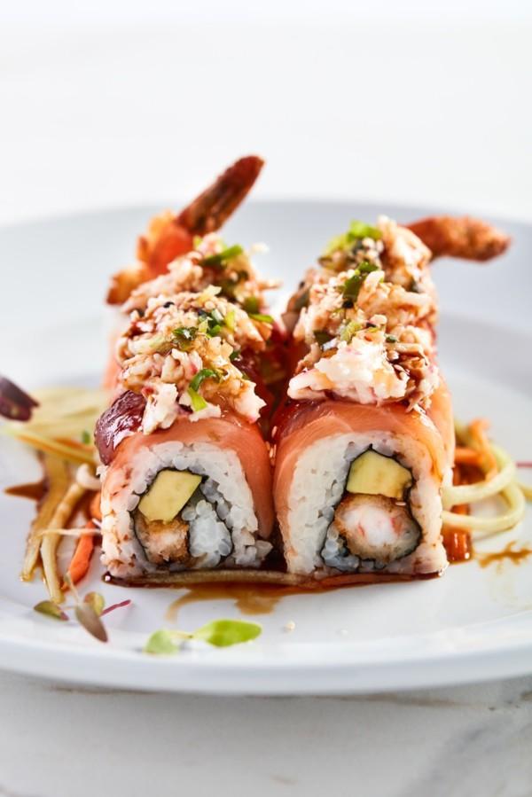 Sevruga Sushi