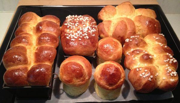 Brioches - foodworldblog