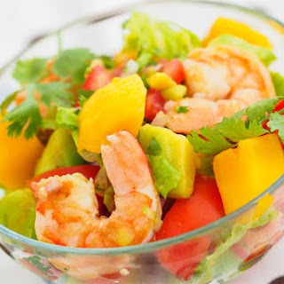 shrimp salad - foodworldblog
